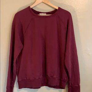 Universal Thread | Soft Burgundy Sweatshirt | L